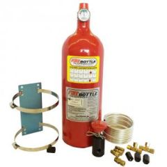 FIREBOTTLE 10# MANUAL PUSH SYSTEM