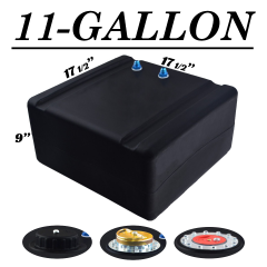 11 GALLON FUEL CELL - TOP FEED