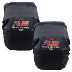 "RJS RACING JR DRAGSTER TIRE COVERS 18"" X 8"" X 8"" - PAIR"