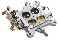 HLY-112-114 HOLLEY THROTTLE BODY KIT, 0-80670