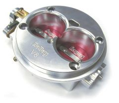 HLY-112-557 HOLLEY THROTTLE BODY