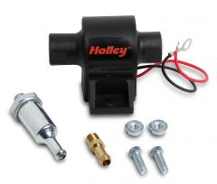 HOLLEY 32 GPH MIGHTY MITE ELECTRIC FUEL PUMP, 4-7 PSI