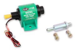 MR. GASKET MICRO ELECTRIC FUEL PUMP 4 - 7 PSI - 35 GPH - DIESEL