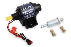 MR. GASKET MICRO ELECTRIC FUEL PUMP 4 - 7 PSI - 35 GPH - GASOLINE