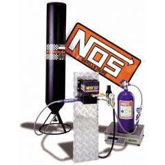 NOS Nitrous Cryogenic Refill Transfer Pump Station - Complete w/Stand, 14251NOS