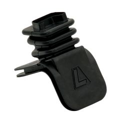 Lakewood Clutch Fork Boot - Lakewood Bellhousing for Chevy - Rubber - Black, LAK 15510