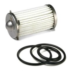 HLY 162-558 HOLLEY FUEL FILTER ELEMENT AND O-RING KIT