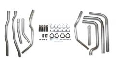 HOOKER HEADER BACK EXHAUST SYSTEM 1970-1974 DODGE/PLYMOUTH 1/2, 3/4 TON TRUCKS (2WD & 4WD) 318-360, 16552HKR