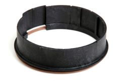 """HLY 17-13 HOLLEY AIR CLEANER SPACER 5"""" DIAMETER 1 3/8"""" HIGH"""