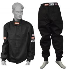 RACERDIRECT RACING 2 PIECE SUIT SFI 3.2A/1