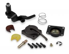 HLY-20-11HB HOLLEY  50CC ACCELERATOR PUMP CONVERSION KIT - ALUMINUM, HARD CORE GRAY  -BLACK ANODIZED