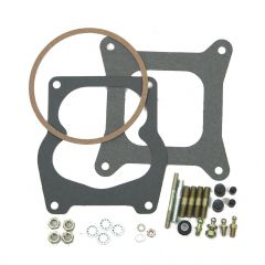 HLY 20-124 HOLLEY UNIVERSAL CARB INSTALLATION KIT  FOR SQUARE AND SPREAD BORE CARBURETORS