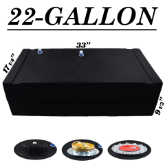 22 GALLON LONG FUEL CELL - TOP FEED