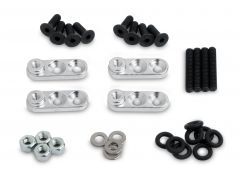 HLY-300-230 HOLLEY HI-RAM FUEL RAIL ADAPTER KIT - GM LS3/LS7 INJECTORS HOLLEY LS HI-RAM FUEL RAIL ADAPTER KIT