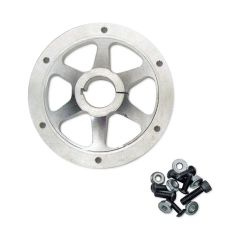 HUB FOR SPROCKET/ROTOR