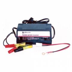 12 V DC/1A BATTERY CHARGER