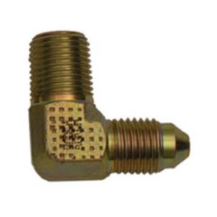 "ADAPTER, AN3 x 1/8"" NPT 90 DEGREES (STEEL)"