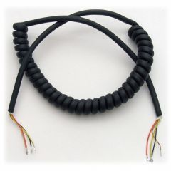 COILED SWITCH WIRE
