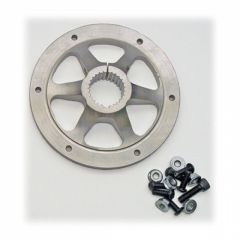 HUB FOR SPROCKET, SPLINED
