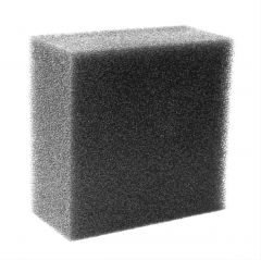 "RACERDIRECT.NET RDN30152 FUEL CELL FOAM (Gas & Gas Additives) 8""X8""X4"" BLACK"