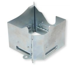 HLY-302-30 HOLLEY GM GEN V LT ROAD-RACE OIL PAN BAFFLE ONLY - USE WITH OIL PAN 302-20 - HINGED DOOR BAFFLE DESIGN.