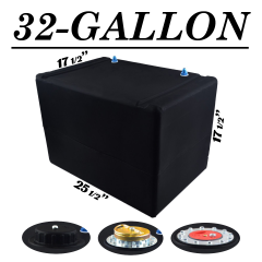 32 GALLON FUEL CELL - TOP FEED