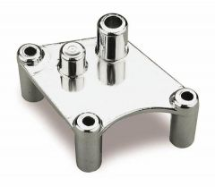 HLY-34-506 HOLLEY FAST IDLE CAM PLATE CHROME