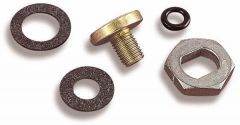 HOLLEY NEEDLE AND SEAT HARDWARE KIT – GOLD, HLY 34-7