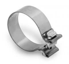"""HOOKER BAND CLAMPS 3"""" STAINLESS STEEL BAND CLAMP 2-PACK 41167HKR"""