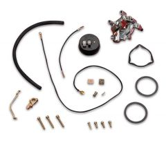 HLY-45-223S HOLLEY ELECTRIC CHOKE CONVERSION KIT STANDARD FINISH W/INTERNAL VACUUM SOURCE