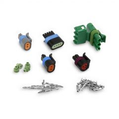 HOLLEY EFI CONNECTOR KIT FOR HOLLEY EFI MPFI POWER PACK KITS, HLY 534-205