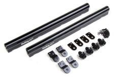 HOLLEY EFI LS HI-FLOW FUEL RAILS - FITS LS1, LS2, LS3, LS6 & L99 FACTORY INTAKES