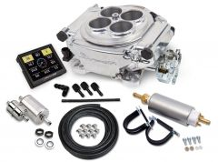 HOLLEY SNIPER EFI 550-510K SELF-TUNING MASTER KIT - SHINY FINISH
