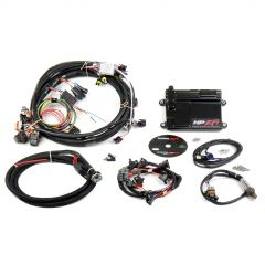 HOLLEY EFI HP EFI ECU & HARNESS KITS - INCLUDES BOSCH OXYGEN SENSOR, FITS HOLLEY 522-XXX INJECTORS, HLY 550-602