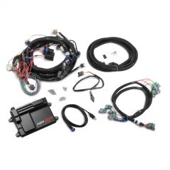 "HLY-550-603N HOLLEY EFI ""GM LS2/3/7 -58X CRANK SENSOR WITH USCAR -EV6 STYLE CONNECTORS ON INJECTOR HARNESS"
