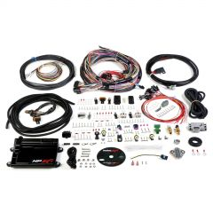 HOLLEY EFI HP EFI ECU & HARNESS KITS - UNTERMINATED UNIVERSAL HARNESS, INCLUDES BOSCH OXYGEN SENSOR, HLY 550-605
