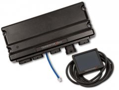 """HOLLEY EFI TERMINATOR X MAX 58X/4X EV1 LS MPFI KIT WITH TRANSMISSION CONTROL - 3.5"""" TOUCHSCREEN INCLUDED"""
