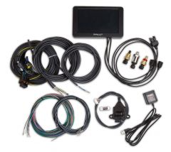 "HOLLEY 553-109 STAND ALONE DIGITAL DASH KIT 7"" DIGITAL DASH"