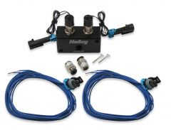 HOLLEY EFI HIGH FLOW DUAL SOLENOID BOOST CONTROL KIT, HLY 557-201