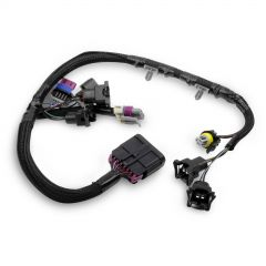 HOLLEY EFI TERMINATOR THROTTLE BODY HARNESS - FOR TERMINATOR EFI KITS 550-405 AND 550-406, HLY 558-415