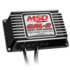 MSD MSD 6AL-2 Ignition Control-Black,MSD64213