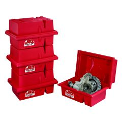 """JZP-700-008-06 JAZ PROTECTO ULTRA CASE - RED -FITS FORD 9"""" ULTRA"""