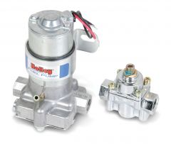 HLY 712-802-1 HOLLEY 97 GPH RED-AND-#174; ELECTRIC FUEL PUMP MARINE CARBURETED APPLICATIONS COMPATIBLE WITH GASOLINE ONLY