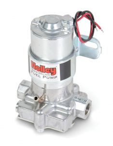 HLY 712-815-1 HOLLEY 110 GPH BLUE-AND-#174; ELECTRIC FUEL PUMP WITH REGULATOR MARINE CARBURETED APPLICATIONS COMPATIBLE WITH GASOLINE ONLY