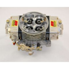 AED 750HOM 4150 MODIFIED CNC PORTED WITH BLACK BILLET ALUMINUM METERING BLOCKS