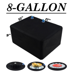 8 GALLON FUEL CELL - TOP FEED