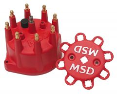 MSD Red Distributor Cap,MSD8431