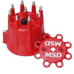 MSD Red Cap fits PN 8570 PN 8545 and PN 8546,MSD8433