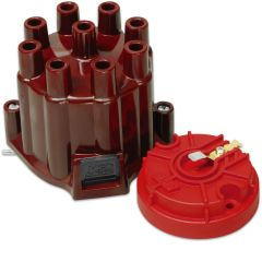MSD Distributor Cap and Rotor MSD/GM V8 Points, MSD8442