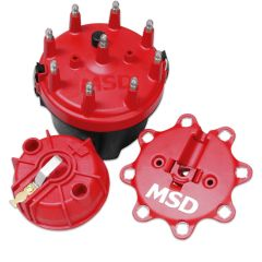 MSD Cap-A-Dapt Kit Fixed Rotor,MSD8445